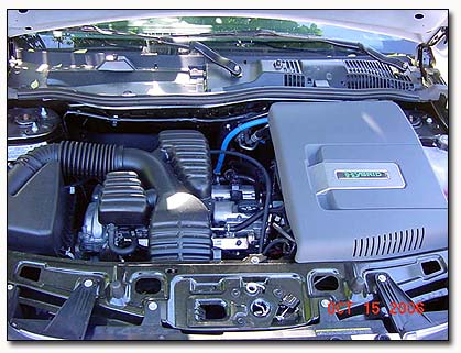 Saturn Vue Hybrid Engine 2.4L