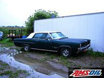 1980 pontiac grand prix recommended synthetic oil and filter amsoil oil