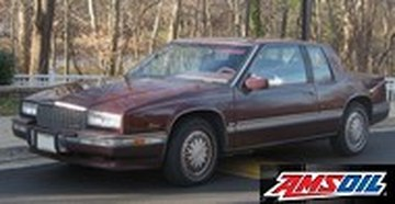 1986 cadillac eldorado recommended synthetic oil and filter 1986 cadillac eldorado recommended