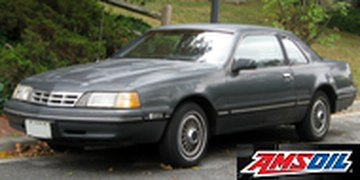 1988 ford thunderbird recommended synthetic oil and filter 1988 ford thunderbird recommended