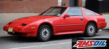 1988 NISSAN/DATSUN 300ZX recommended synthetic oil and filter