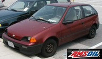 1994 Geo Metro Recommended Synthetic Oil And Filter