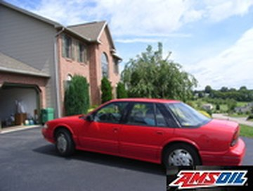 Best Synthetic Oil Transmission Fluid And Capacity For My 1995 Oldsmobile Cutlass Supreme
