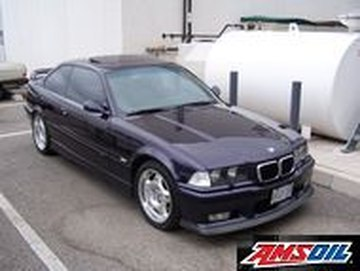 Motor oil designed for your 1996 BMW M3