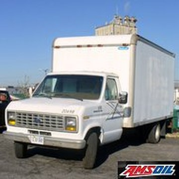 1996 FORD TRUCKS E350 VAN recommended synthetic oil and filter