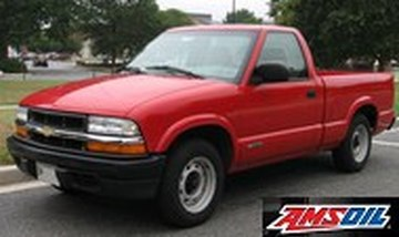 1995 chevy s10 manual transmission fluid capacity