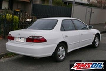 Motor oil designed for your 1999 HONDA ACCORD