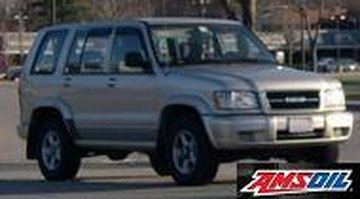 Best Synthetic Oil Transmission Fluid And Capacity For My 1999 ISUZU TROOPER