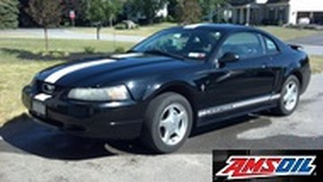 Motor oil designed for your 2001 FORD MUSTANG