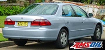 Motor oil designed for your 2001 HONDA ACCORD