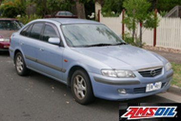 2001 mazda 626 recommended synthetic oil and filter amsoil oil