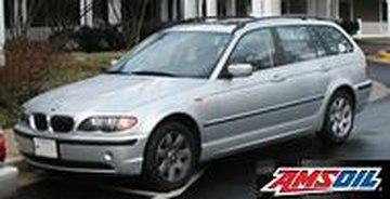 bmw 325xi 2002 oil