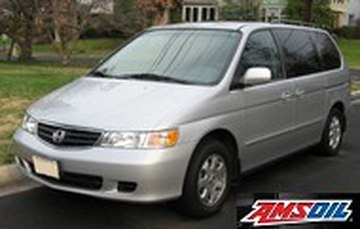 Best Synthetic Oil, Transmission Fluid, And Capacity For My 2002 HONDA  ODYSSEY