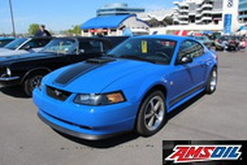 Motor oil designed for your 2003 FORD MUSTANG