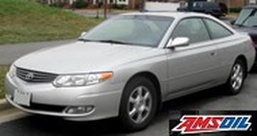 2003 TOYOTA SOLARA recommended synthetic oil and filter