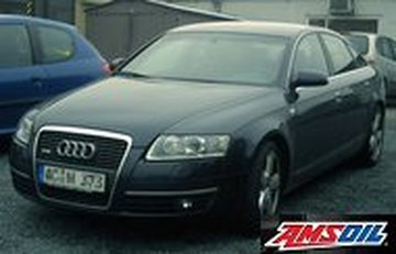 2004 AUDI A6 recommended synthetic oil and filter
