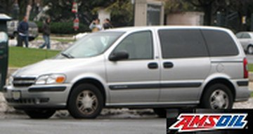 2004 chevrolet venture mini van recommended synthetic oil and filter amsoil oil