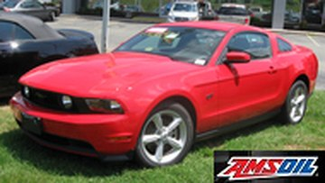 Motor oil designed for your 2004 FORD MUSTANG