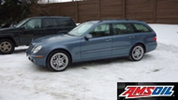 2005 Mercedes Benz E500 Recommended Synthetic Oil And Filter