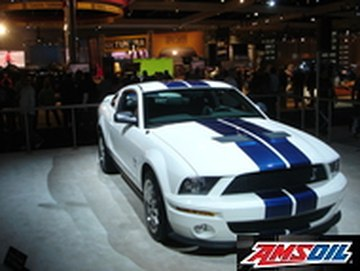 Motor oil designed for your 2006 FORD MUSTANG