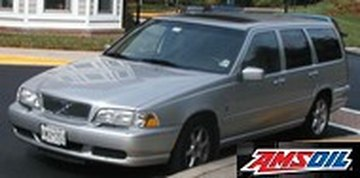 2006 VOLVO V70 recommended synthetic oil and filter