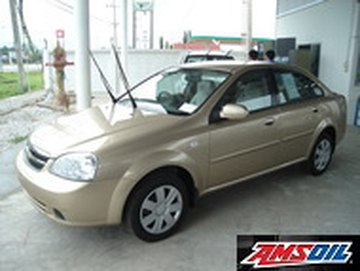 2007 Chevrolet Optra Recommended Synthetic Oil And Filter