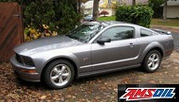 Motor oil designed for your 2007 FORD MUSTANG