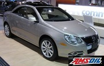 2007 VOLKSWAGEN EOS recommended synthetic oil and filter