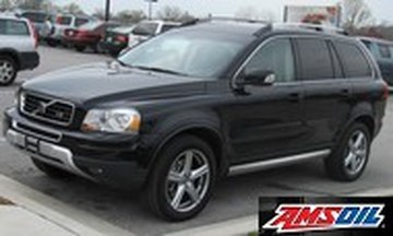 2007 VOLVO XC90 recommended synthetic oil and filter