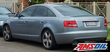 2008 AUDI A6 QUATTRO recommended synthetic oil and filter