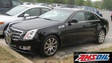 Motor oil designed for your 2008 CADILLAC CTS