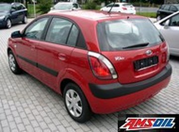 2008 Kia Rio Recommended Synthetic Oil And Filter
