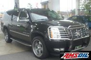 Motor oil designed for your 2009 CADILLAC ESCALADE ESV