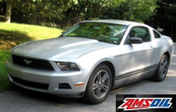 Motor oil designed for your 2009 FORD MUSTANG