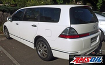 2009 Honda Odyssey Recommended Synthetic Oil And Filter