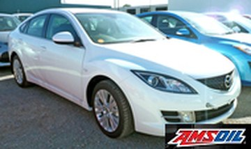 Best Synthetic Oil, Transmission Fluid, And Capacity For My 2009 MAZDA  MAZDA6