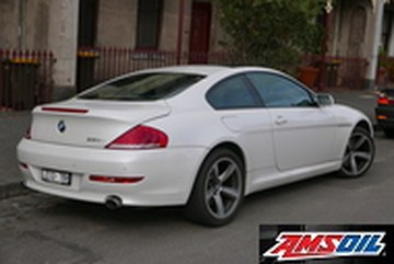 2010 BMW 650I recommended synthetic oil and filter