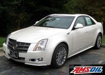 Motor oil designed for your 2010 CADILLAC CTS