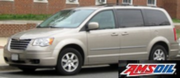 2010 chrysler town and country 3.3 oil capacity