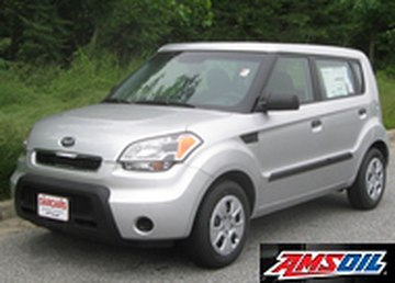 Motor oil designed for your 2010 KIA SOUL