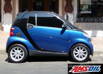 Best Synthetic Oil Transmission Fluid And Capacity For My 2010 Smart Fortwo