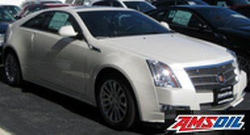 Motor oil designed for your 2011 CADILLAC CTS