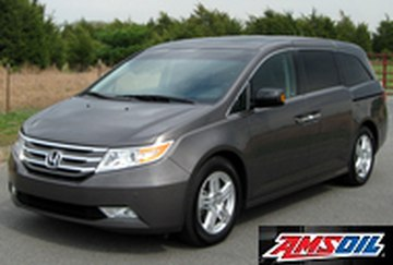 Best Synthetic Oil, Transmission Fluid, And Capacity For My 2011 HONDA  ODYSSEY