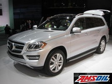 Best Synthetic Oil, Transmission Fluid, And Capacity For My 2011 MERCEDES  BENZ GL450