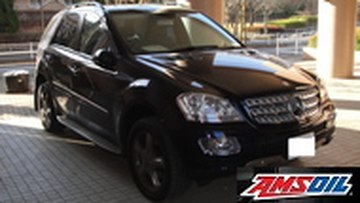 2011 MERCEDES BENZ ML350 recommended synthetic oil and filter