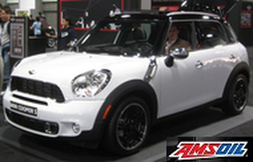 Motor oil designed for your 2011 MINI COOPER COUNTRYMAN