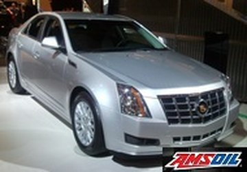 Motor oil designed for your 2012 CADILLAC CTS
