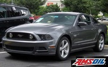 Motor oil designed for your 2012 FORD MUSTANG