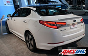 Best Synthetic Oil Transmission Fluid And Capacity For My 2017 Kia Optima