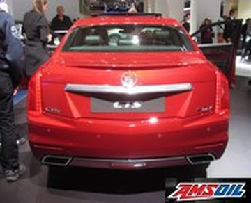 Motor oil designed for your 2013 CADILLAC CTS